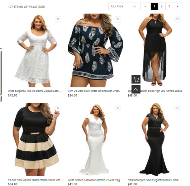 124f8059d7d And the good news for plus size ladies – they have an amazing collection  for you too.